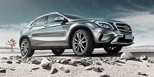 Nouveau Mercedes Gla : mercedes gla le nouveau crossover compact ~ Voncanada.com Idées de Décoration