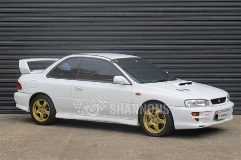 Subaru Impreza Wrx Sti Version 5 Coupe Auctions