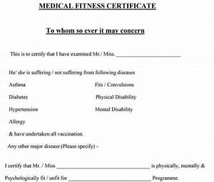 31 medical certificate templates pdf doc free for Dr certificate template