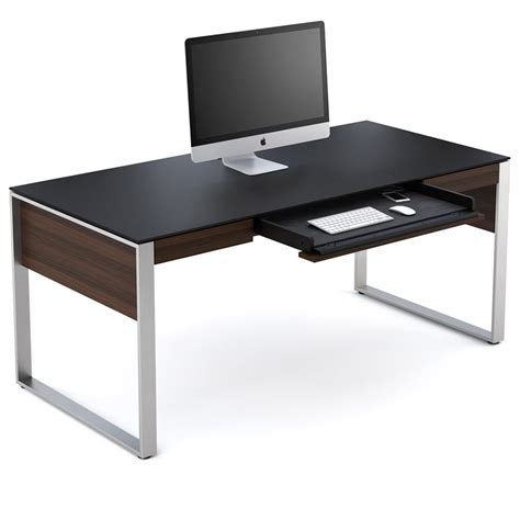 bdi sequel executive desk sequel modern chocolate executive desk by bdi eurway