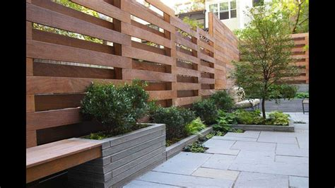 totally cool home fence design ideas youtube