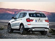 BMW X3 2015 Cartype