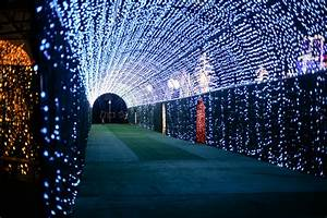 What To Expect At The No U00ebl Indoor Christmas Light Park