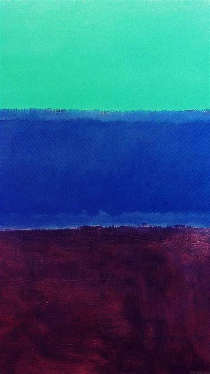 Rothko Mark Classic Paint Greeb Iphone Papers