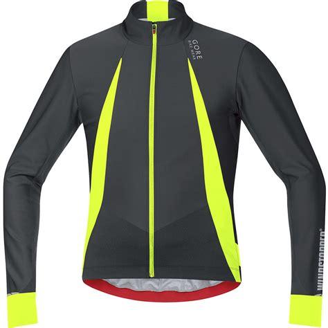 bike wear gore bike wear oxygen windstopper long sleeve jersey men