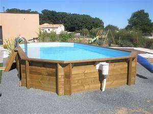 Piscine Bois Ovale 4 30 Fabricant de piscines en bois