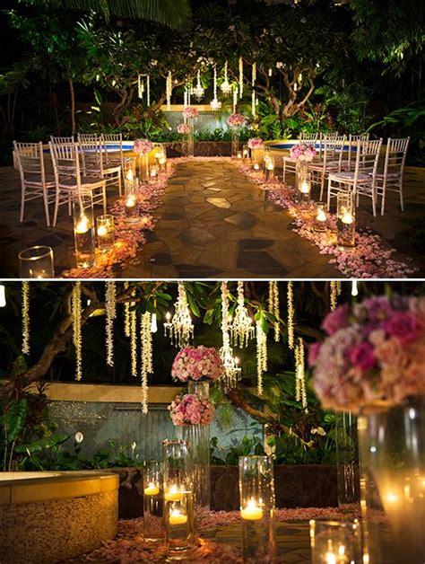 Disney Wedding In Hawaii Hawaii Wedding Night Time