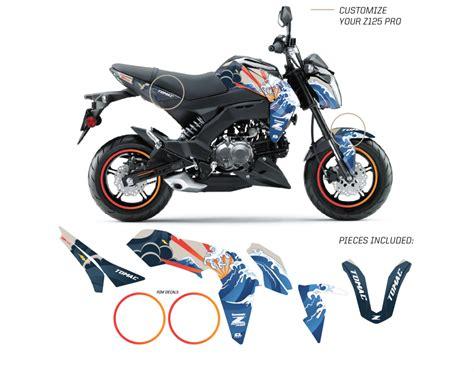 Kawasaki Z125 Pro Backgrounds by The Wave Z125 Pro