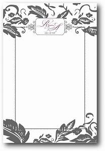 fancy restaurant menu borders With menu borders template