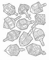 Hanukkah Coloring Dreidel Pages Drawing Drawings Menorah Hannukah Printable Colorit Jewish Crafts Sheets Holiday Symbols Paper Cards Dreidels Christmas 5th sketch template