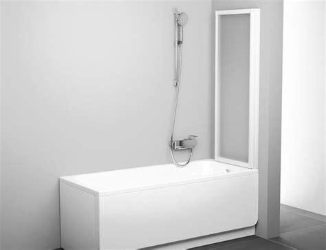 Faltwand Badewanne 100 X 140 Cm Duschabtrennung Dusche