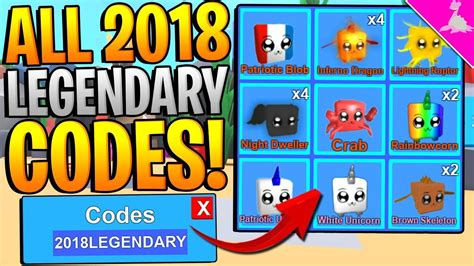 legendary rebirth codes  roblox mining