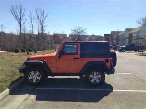 used 2 door jeep rubicon buy used 2012 jeep wrangler rubicon sport utility 2 door 3