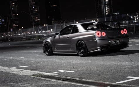 nissan skyline windows  theme themepackme