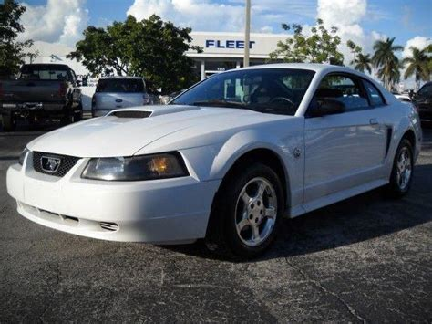 2004 ford mustang anniversary edition coupe 2004 mustang 40th anniversary edition mitula cars