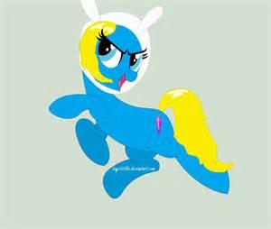 Human Pony Base MLP