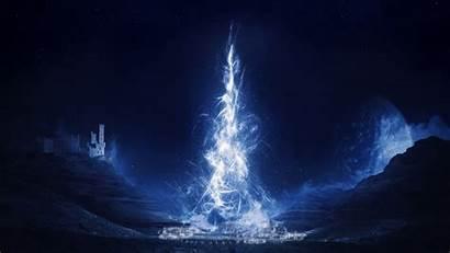 Magic Wallpapers Magical Desktop Mtg Abstract Night