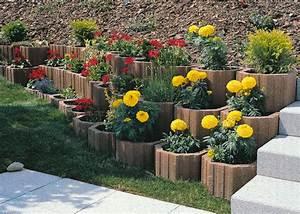 Bac A Fleur Muret : miniflor bac fleurs ext rieur heinrich bock ~ Teatrodelosmanantiales.com Idées de Décoration