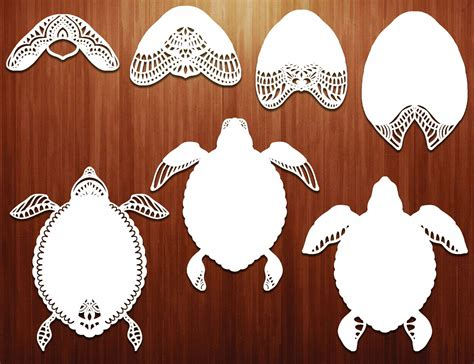 There are many choices when it comes to choosing the right one to use, i. M07 - Turtle SVG, 3D Turtle Layered Svg For Cricut ...