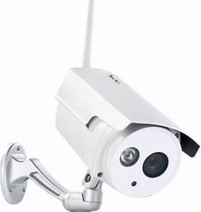 Camera Surveillance Infrarouge Vision Nocturne : cam ra de surveillance ext rieure wifi lan ip et infrarouge ~ Melissatoandfro.com Idées de Décoration