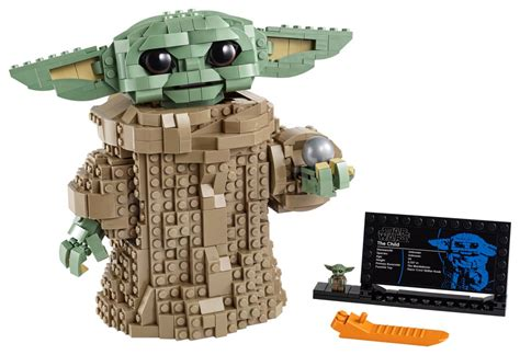 Lego's The Child set will let you build Baby Yoda from ...