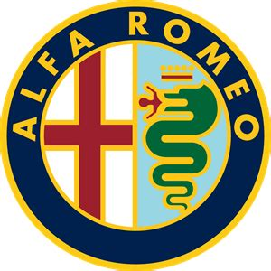 alfa romeo logo vectors