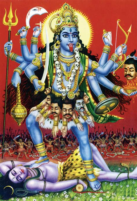Maa Kali Animation Wallpaper - gods cliparts and images shri kaali and maa amman