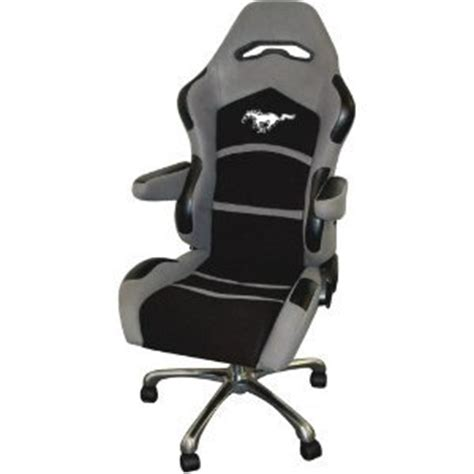 ford mustang racing office chair wr showroom