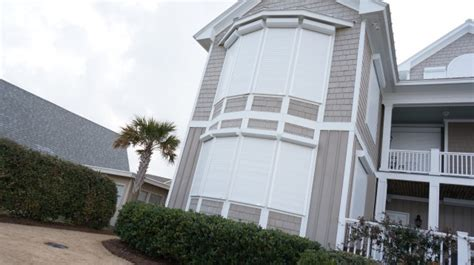 hurricane shutters  north carolina coastal awnings