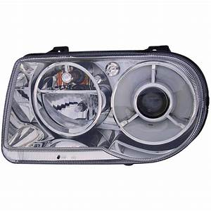 2006 Chrysler 300 Headlight Assembly Pair Pair Of