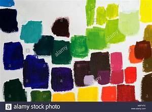 Leinwand Auf Englisch : der handgefertigte bunte striche auf leinwand verschiedene farben farbpalette von k nstler ~ Eleganceandgraceweddings.com Haus und Dekorationen
