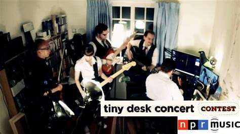 Wilco Tiny Desk Concert Setlist by Curious Quail Quot Reconstruction Quot Npr Tiny Desk Concert