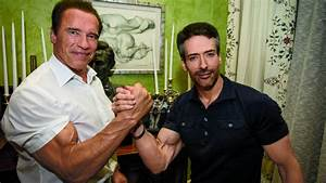 Muscle Building Advice  How Arnold Built His Arms