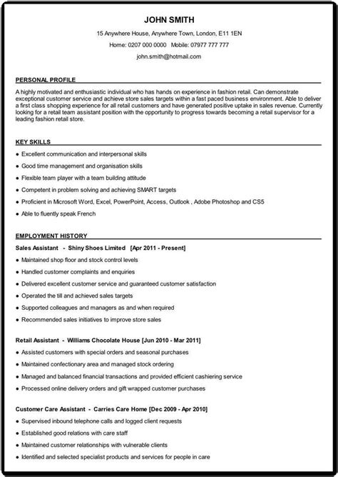 How To Write A Curriculum Vitae Sle by 65 Best Of Collection Of Resume Templates Espanol Resume