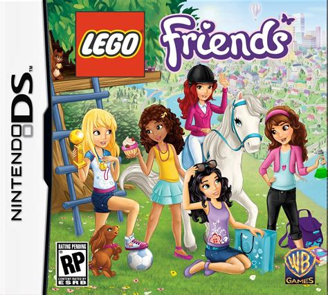 Gamerdad Gaming With Children » Review Lego Friends (3ds