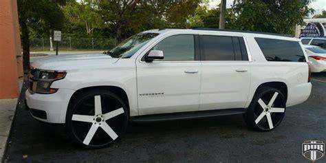 Chevrolet Suburban Baller - S116 Gallery - MHT Wheels Inc.