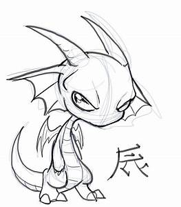 Chibi Dragon | chibi_dragon by nocturnalMoTH on deviantART ...