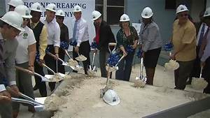 Groundbreaking ceremony held for Liberty Square Rising...