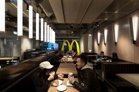 remarkably modern mcdonalds weve
