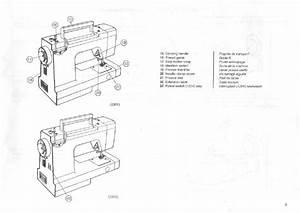 Elna 1010 Manual