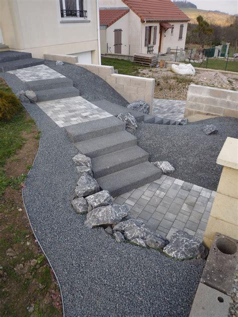 escalier de jardin en beton meilleures id 233 es cr 233 atives pour la conception de la maison