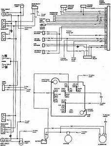 1986 Chevy Fuse Box Diagram