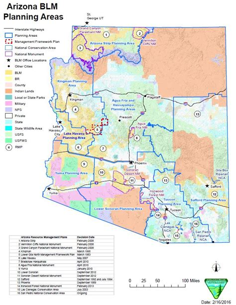 az bureau arizona bureau of land management
