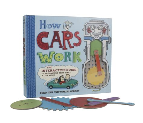 books about cars and how they work 2000 gmc envoy user handbook how cars work children s book council