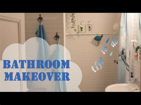 Bathroom Makeover Tips by Tiny Bathroom Makeover Tips To Do