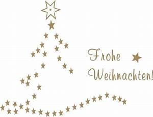 Weihnachtsmotive Schwarz Weiß : fensterdekoration aufkleber tannenbaum weihnachtsbaum frohe weihnachten aus sternen 700061 ~ Buech-reservation.com Haus und Dekorationen