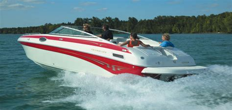 Crownline Boats Construction by Research Crownline Boats 270 Br 2008 On Iboats