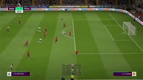 Newcastle Vs Manchester United   Highlights   Goals ...