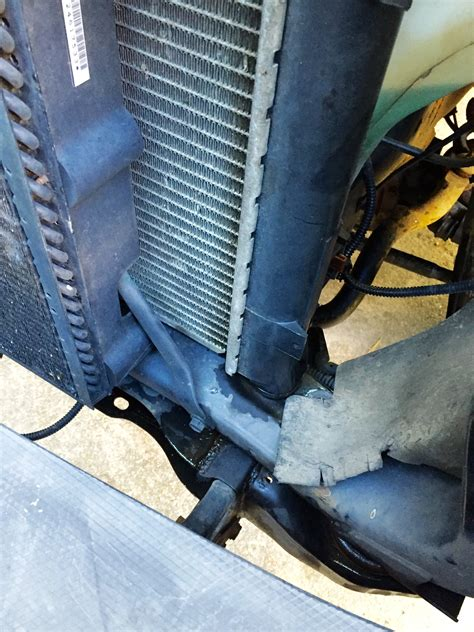 ram    gas radiator leak dodgeforumcom