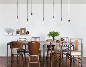 chaises depareillees 59 idees pour les assortir With idee deco cuisine avec chaise salle a manger noire design